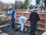 Eagle Scout Shelves Project