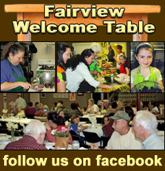 Welcome Table of Fairview, NC on Facebook