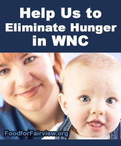 Help Eliminate Hunger in WNC