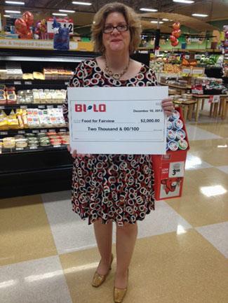 Bi-Lo Holdings Foundation Grant
